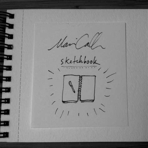 sketchbook sketchbook album sketchbook marian call