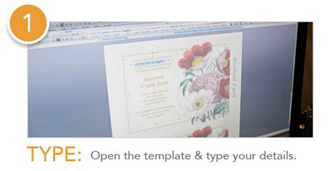 microsoft word invitation templates
