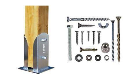 ferramenta per strutture in legno lamellare
