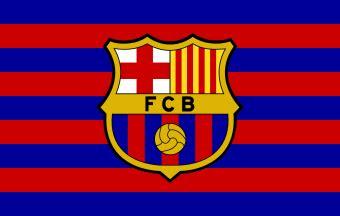 Bendera Club Bola Barcelona makna bendera fcb hakuna matata