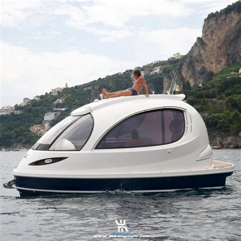 mini yacht boat does size really matter mini yacht is just as lavish as