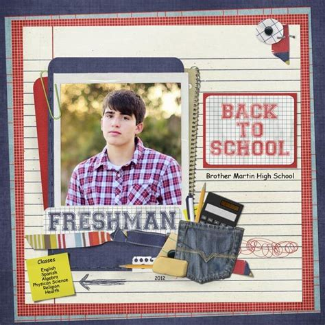 scrapbook layout guide 1000 ideas about freshman year on pinterest colleges