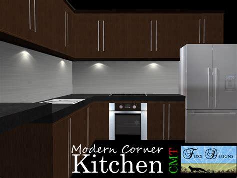 modern corner kitchen second marketplace modern corner kitchen