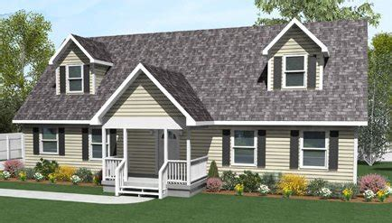 All American Homes | kea by all american homes cape cod floorplan