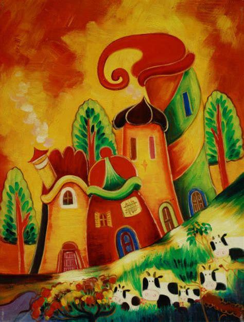 cuadros al oleo infantiles pinturas al 243 leo infantiles imagui