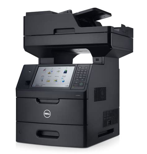 multifunction color laser printer dell announced an updated portfolio with new color and