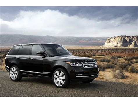Range Rover Price 2013 by 2013 Land Rover Range Rover Prices Reviews And Pictures