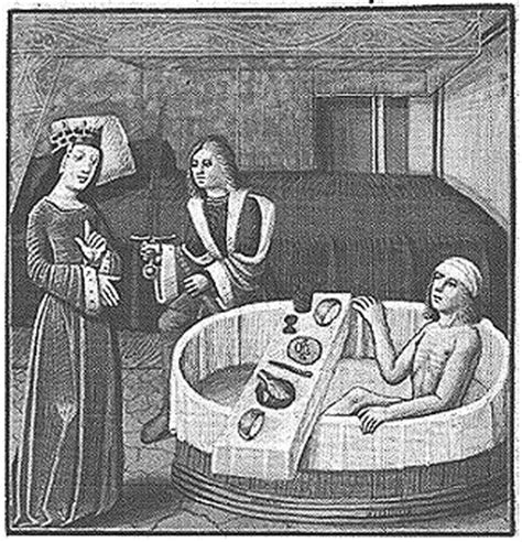 a short history of bathing before 1601 washing baths and bathing a history