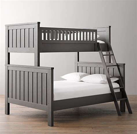 Grey Bunk Beds Kenwood Bunk Bed