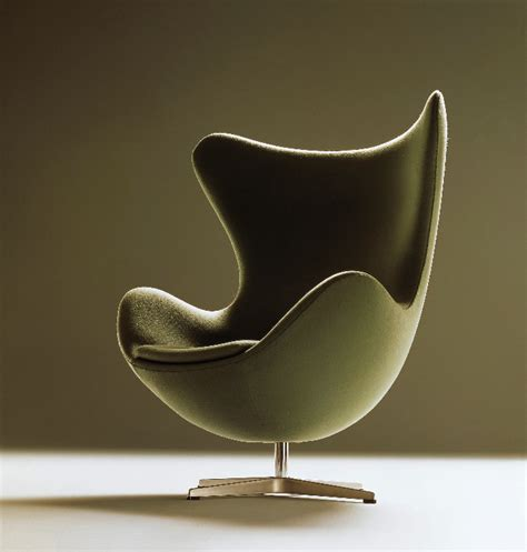 Chaise Lounge Armchair Egg La Chaise Longue Par Arne Jacobsen Design
