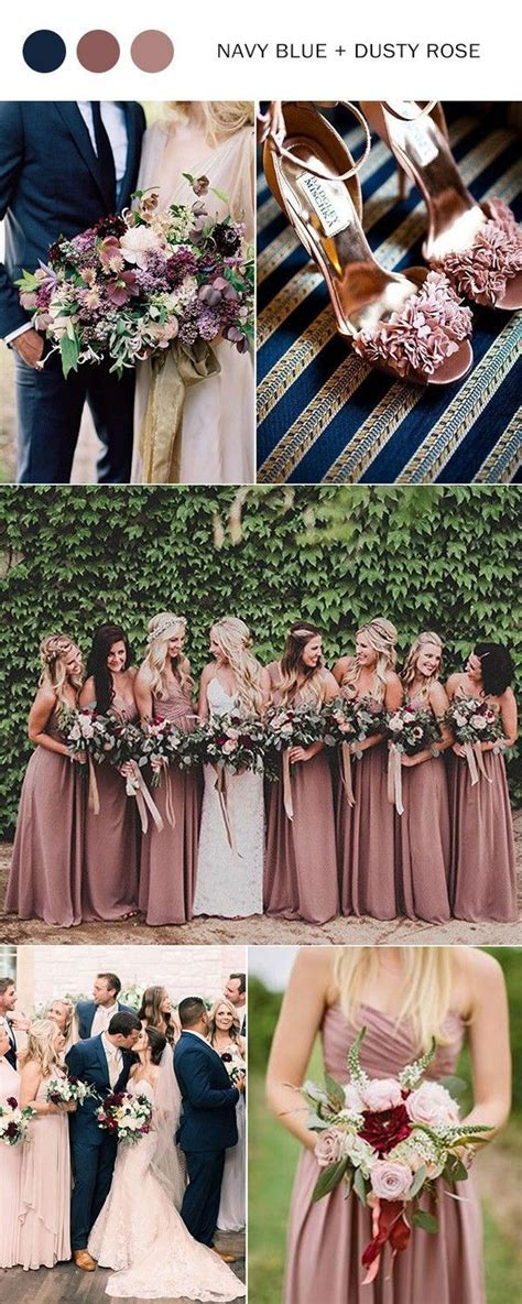 Top 10 Wedding Color Ideas for 2018 Trends   Wedding