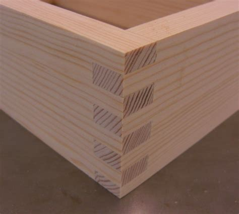 woodworking box joint let s talk wood box joints on a tablesaw