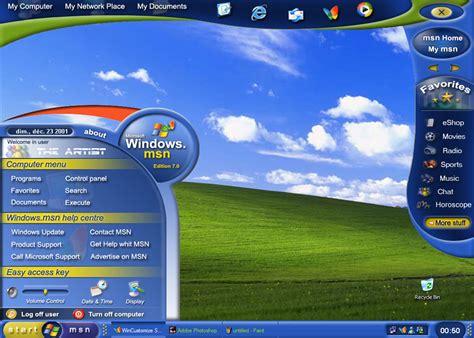 cambiare aspetto a windows xp e trasformarlo in un altro