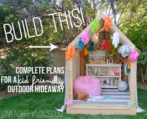woodwork simple diy playhouse plans pdf plans