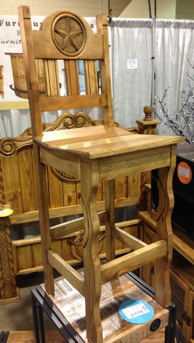 Rustic Stools For Kitchen Island by Rustic Pine Western Home Bar Or Kitchen Island And Bar