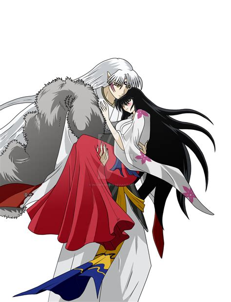by rin older rin and sesshomaru www pixshark com images