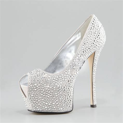 silver prom shoes 02 womens shoes boots