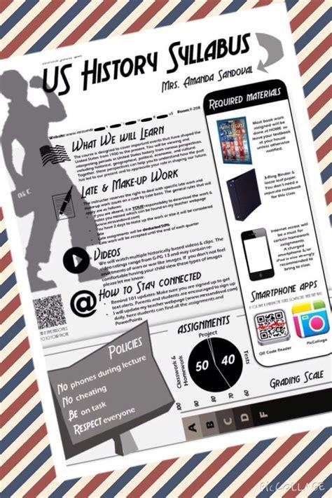 25 Best Ideas About Class Syllabus On Pinterest Syllabus Ideas Syllabus Template And Und Free Infographic Syllabus Template