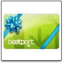 Beatport Gift Card - holiday gift guide for djs and producers 2012 edition dj techtools