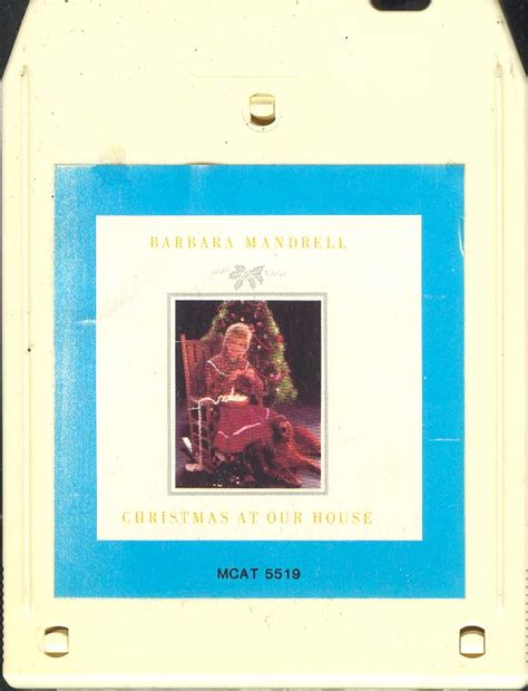 barbara mandrell house barbara mandrell christmas at our house 8 track tape cartridges for sale at 8 track