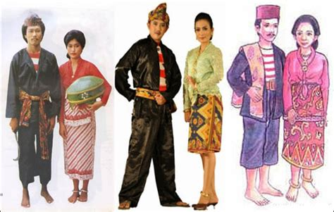 Filosofi Baju Adat Madura pakaian adat jawa timur gambar lengkap dan penjelasannya adat tradisional