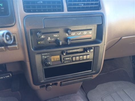 Toyota T100 Interior by 1996 Toyota T100 Pictures Cargurus