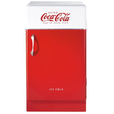 credenza rossa credenza rossa in legno l 50 cm coca cola maisons du monde
