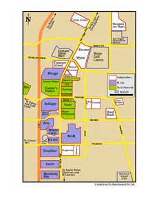 Las Vegas Strip Maps by Las Vegas Strip Map Page 4 Las Vegas Lifestyle Forum