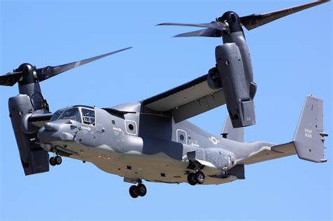 Plane Helicopter by V22 Osprey Helicopter Cargo Transport Plane H