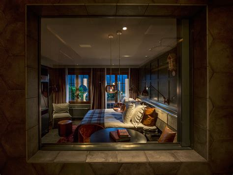 Restricted Room by Rooms Suites At Huus Gstaad Design Hotels