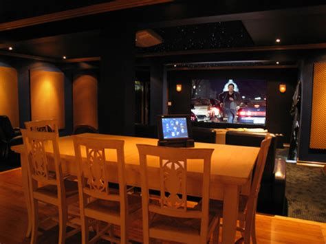 incredible home theater transformations audio impact