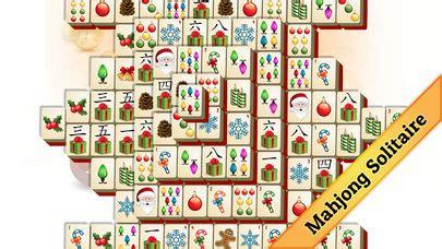 app shopper: christmas mahjong plus (games)