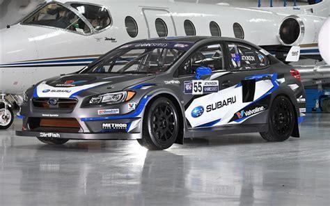 Subaru Rallycross by Rally Team Usa Subaru Motorsports