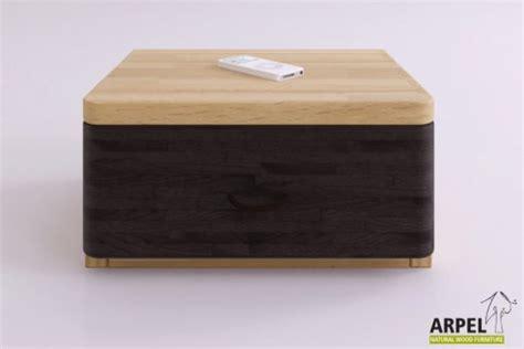 nachttisch yenn im japanischen stil gefertigt aus buchenholz