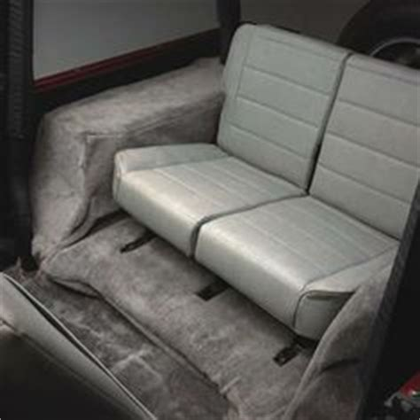 Jeep Cj7 Back Seat 1000 Images About Cj Modifications On Jeeps