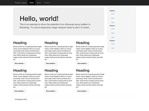 bootstrap themes documentation exles 183 bootstrap