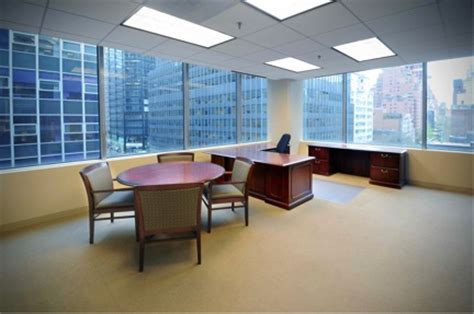 Office Space In Nyc Firm Suites Opens New Midtown Manhattan Executive