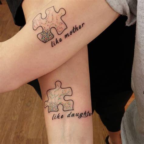 20 adorable mother daughter tattoos pt 2