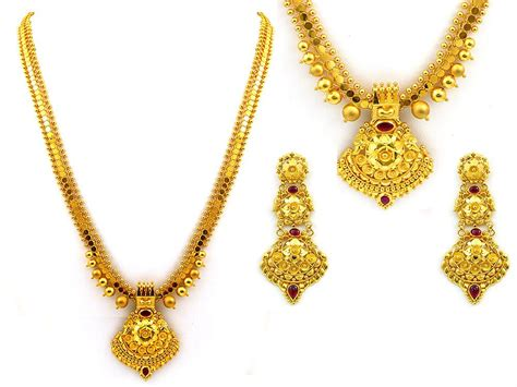 gold rate pattern in india gold jewelry indian designs margusriga baby party 2014
