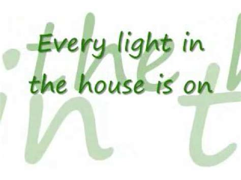 trace adkins every light in the house everylight videolike
