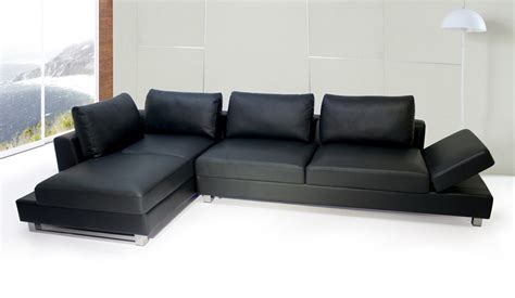 modern leather corner sofas livinia ii leather corner sofa