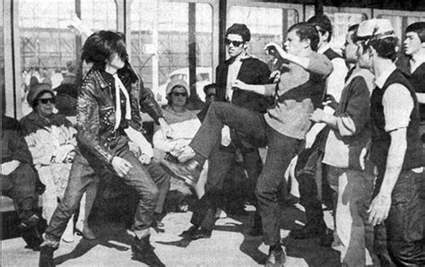 swinging clubs in brighton rum do old mods rockers looking back enjoy yourself