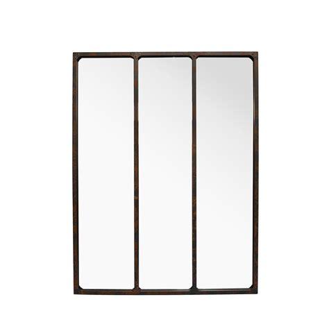 Miroir Verriere Pas Cher 4774 by Miroir Effet Verri 232 Re Style Industriel 90x120 L 233 On By Drawer