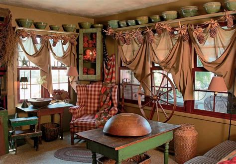 primitive curtains for living room the popular primitive curtains for living room