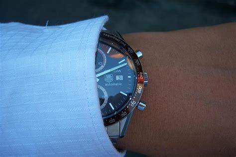 Jam Tangan Tag Heuer Kuno jam tangan kuno tag heuer chronograph chocolate