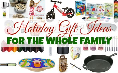 family gifts whole family gift ideas whole family