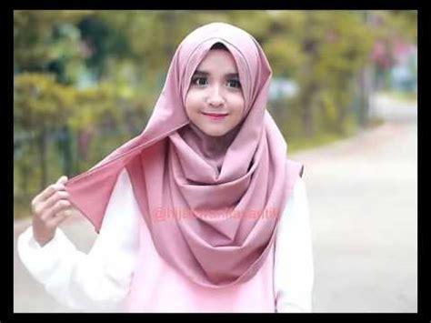 tutorial pashmina instan hijab tutorial pashmina instan zenia hijab praktis dan