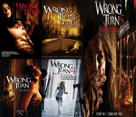 film horror wrong turn 76 best wrong turn they eat meat images on pinterest