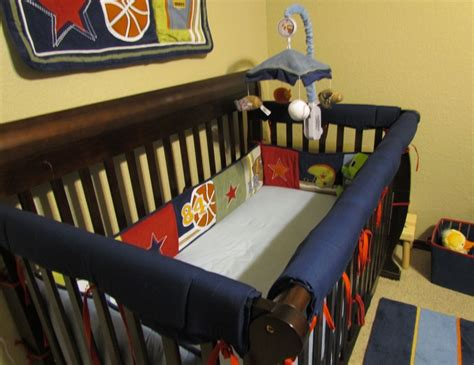 Do You Need A Bumper For A Crib by 17 Best Images About Baby Crib Bedding On Diy