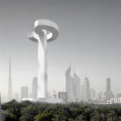 Contemporary Architecture Characteristics Dubai Tall Emblem Uae Skyscraper Competition E Architect